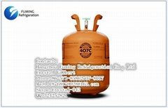 Freon Mixing Refrigerants R407c