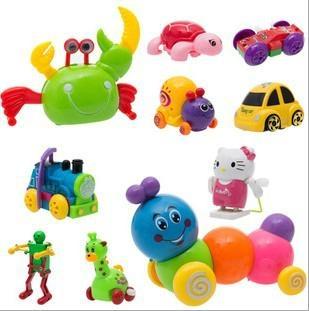 Plastic toy fish blocks water gun 4