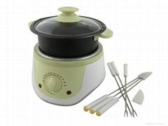 KL-801 Deep Fryer