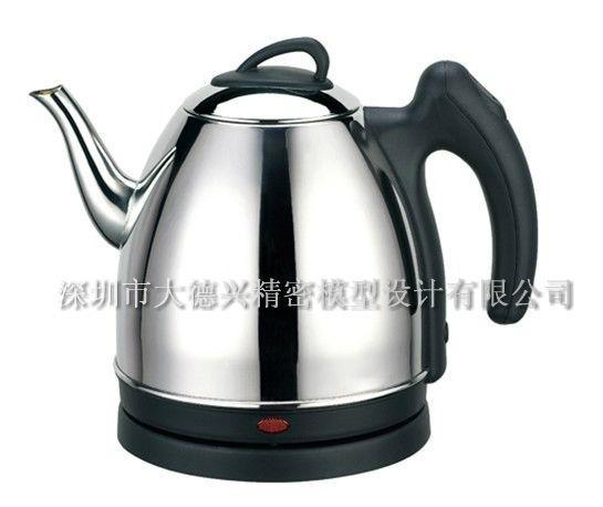 电热水壶手板模型 1
