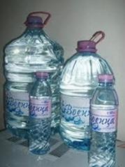 Premium Natural Mineral Water