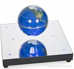 下懸浮地球儀