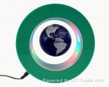圓框地球儀 1