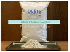 Diatomite for Pesticides in Agriculture
