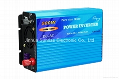 500W DC to AC Power Inverter