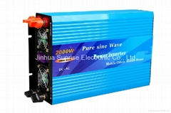 2000W DC to AC Power Inverter