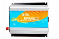 600W Pure Sine Wave Grid Tie Power Inverter for Solar System