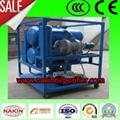 Transformer oil filtration system 1