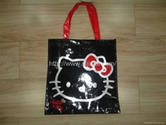 non-woven lamination shopping bag