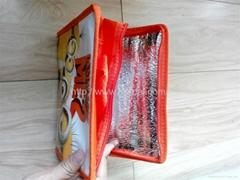 cooler PP woven lamination shopping bag