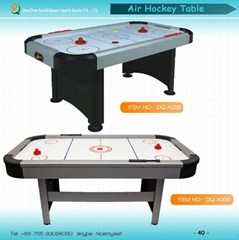 Modern Indoor MDF Air Hockey Table