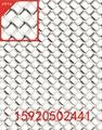Metal wire mesh fabrics