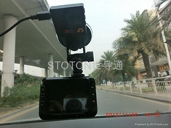 GPS行車軌跡記錄儀