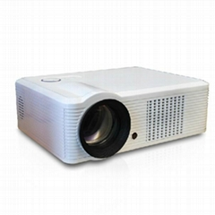 2500Lumens Full HD 3D Portable Pico LED Projector 1080P For Home Theater Cinema,