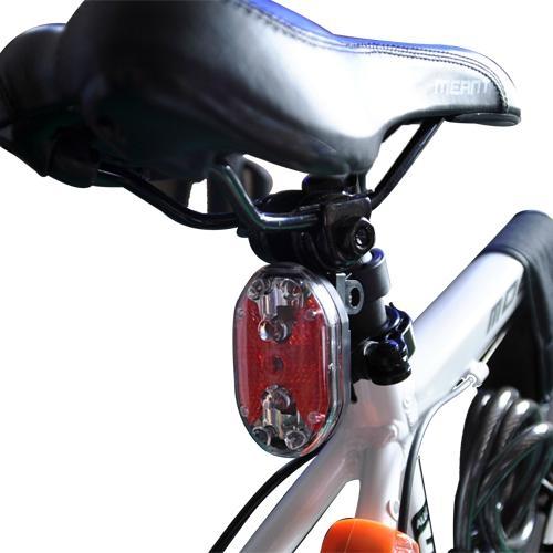 Newest China High Quality LED Warning Bike Light SG-08T 3