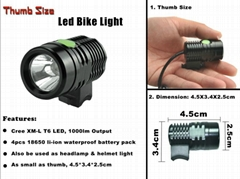 2014 China Hot Product Mini LED Bike
