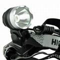 China Manufacturer Mountain LED Bike Light 1000lm  SG-B1000 2
