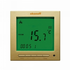 Digital Room Programmable Electronic Water Heater Thermostats
