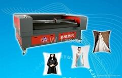 Powerful Laser Cutting Engraving Machine For Garment