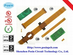Power PCB (POSIN-1-17) Electronic Component