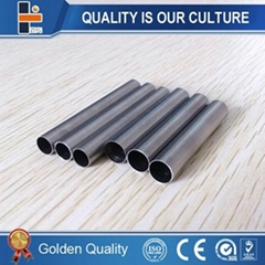 asme sb 338 gr2 titanium square tube for industrial