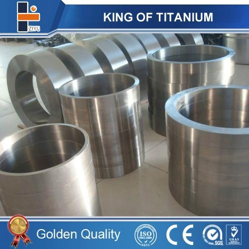 ASTM B381 titanium ring for industrial 2014