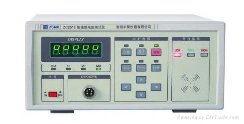 直流低电阻测试仪 1