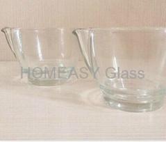 Borosilicate Glass Tea Pot Coffee Pot