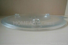 Pyrex High Borosilicate Glass Microwave Oven Turntable