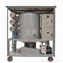 BYD系列雙級高效真空濾油機