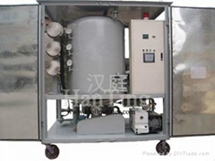 BJA超高變壓油雙級真空濾油機
