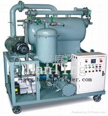 LDJ系列冷凍機油專用濾油機