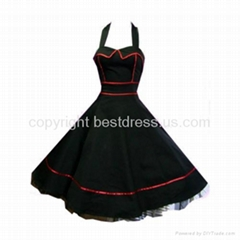 2014 bestdress hot styles china manufacturer rockabilly dress lace