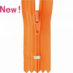 RORO110201# close-end nylon zipper
