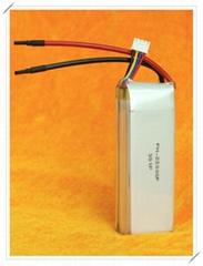 2200mAh 11.1V 30C LiPo battery for RC hobby