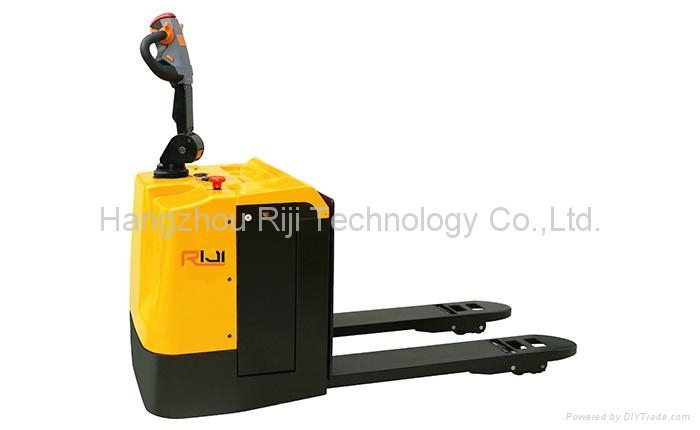 Electric Pallet Truck 4