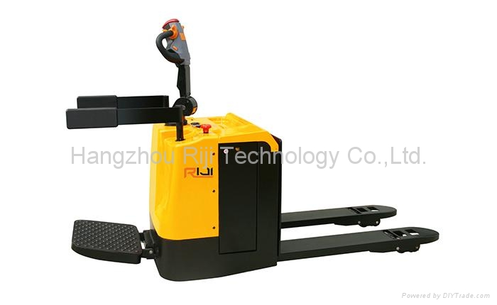 Electric Pallet Truck 5