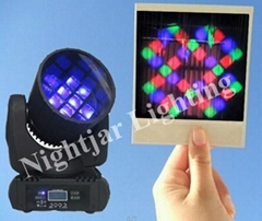 12X10W 4in1 Cree LED Super Beam Moving Head Effect Light