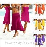 US$2.99 HOT Multi-wear convertible Fashion Sexy women beach wear beach dress