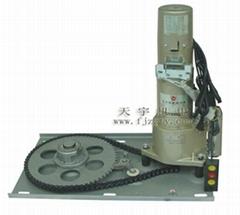 AC rolling shutter motor