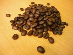 Roasted Coffee Beans Of Vietnam (Arabica)