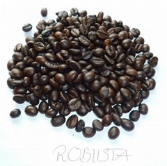 Roasted Coffee Beans Of Vietnam (Robusta)