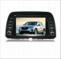 7 Inch 2 Din Car DVD Player For Hyundai TUCSON IX for Android System 1
