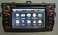 "Car gps navigation for honda civic with 8"" dvd radio android 4.04 1"