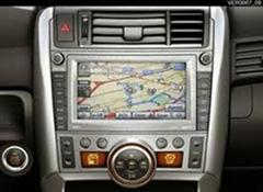 OEM Bluetooth Handsfree 7 inch HD Touch Screen Car GPS Navigation