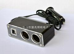 USB点烟器