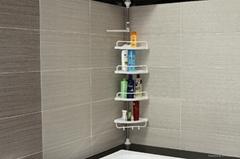 bathroom towel rack stainless steel telescopic metal