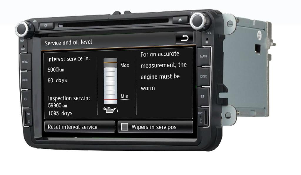 Car dvd DNS Platform Navigation 1