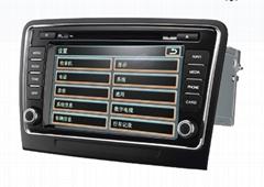 Car dvd DNS平台导航