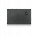 5 inch three-in-one car dvr gps navigator with Bluetooth+AVIN+car recorder gps 5